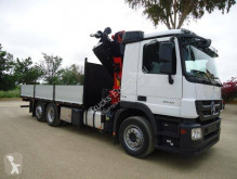 Camion platformă Mercedes Actros
