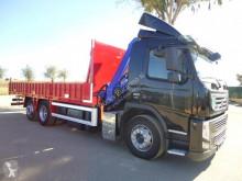 Camião Volvo FM 330 estrado / caixa aberta usado