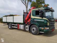 Camión Scania P 270 caja abierta usado