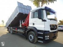 Camión caja abierta MAN TGS 26.360