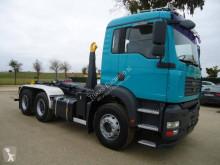 MAN TGA 33.360 truck used hook arm system
