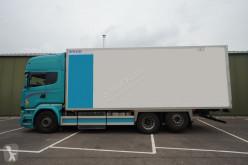 Camión Scania R 490 frigorífico mono temperatura usado