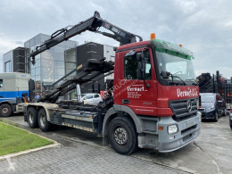 Mercedes container truck Actros 2541