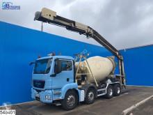 Vrachtwagen MAN TGS tweedehands beton molen / Mixer