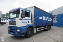 Camión lonas deslizantes (PLFD) MAN TGA 26.320