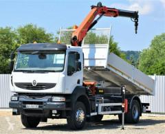 Renault tipper truck KERAX 380 DXI KIPPER 5,20m * PK 12000 !