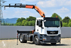 Caminhões estrado / caixa aberta MAN TGS 18.400 Sattelzugmaschine+PK 15500 + FUNK!