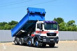Caminhões MAN TGS 35.440 KIPPER 5,70m + BORDMATIC * 8x4! basculante usado