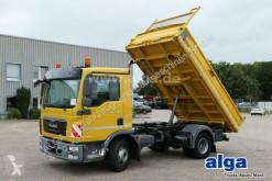 Camion MAN TGL 12.250 TGL BB 4x2, Meiller, Tempomat, 2x AHK tri-benne occasion