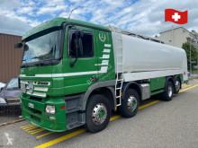 奔驰卡车 3246 8x2 油罐车 二手