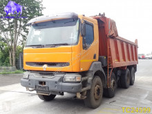 Camion Renault Kerax 400 benne occasion