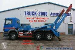 Camion multibenne Mercedes Atego 2528 Tele autom. Verriegelung Deutscher LKW