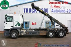 Kamión Mercedes Actros Actros 2641 6x4 Seilabroller 20 t 3 Pedale Klima hákový nosič kontajnerov ojazdený