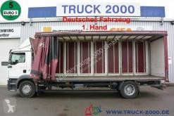 Camion rideaux coulissants (plsc) MAN TGM TGM 18.250 Schiebeplane Mitnahmestapler Aufnahme