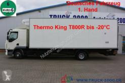 Caminhões frigorífico DAF LF LF220 Frisch / Tiefkühler -20° + BÄR LBW 1. Hand