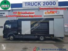 Caminhões porta carros Mercedes 923 Mersch Geschlossener Autotransporter Euro 6