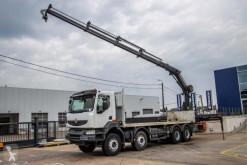 Lastbil Renault Kerax flatbed standard brugt