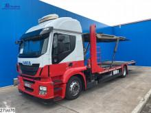 Lastbil biltransport Iveco Stralis 420