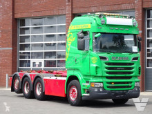 Camion Scania R 730 polybenne occasion