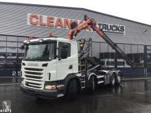 Camion Scania G 400 polybenne occasion