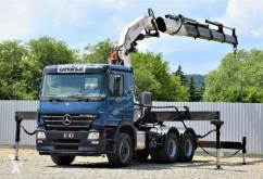 Ciężarówka platforma Mercedes ACTROS 2641 SZM + FASSI F530XP + FUNK/6x4