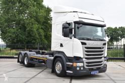 Camión Scania R 450 BDF usado