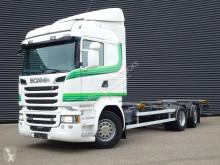 Camion BDF Scania R 580