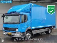 Teherautó Mercedes Atego 1222 használt furgon