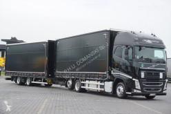 Camion rideaux coulissants (plsc) Volvo FH / / 460 / XXL / ACC / EURO 6 / ZESTAW PRZEJAZDOWY 120 M3 + remorque rideaux coulissants