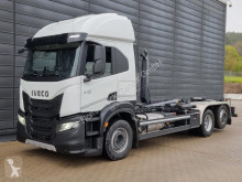 Camion Iveco Stralis X-Way X-Way AT260X48YPF/S / Abrollkipper / Meiller RS21 polybenne neuf