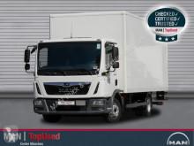 Ciężarówka MAN TGL 8.190 4X2 BL, Koffer, LBW, 7,1m, LGS furgon używana