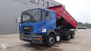 Camion MAN 26.364 benne occasion