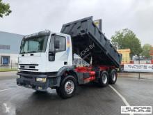 Iveco tipper truck Eurotrakker