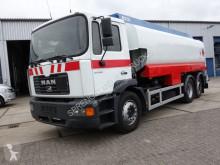 Camion MAN 25-284 MANUAL FUEL PUMP citerne occasion