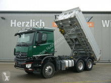 Camion benne Mercedes Arocs 2643 6x4*Meiller Alu Kipper*Alu-Felgen*EU6