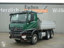 Mercedes Arocs 2643 6x4*Meiller Alu Kipper*Alu-Felgen*EU6 truck used three-way side tipper