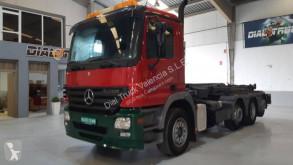 شاحنة ناقلة حاويات متعددة الأغراض Mercedes Actros 3541