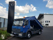 Camion Mercedes Atego Atego 1223 K 4x2 Dreiseitenkipper Klima AHK HPEB tri-benne occasion