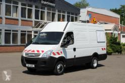 Camion Iveco Daily 50C15 Kasten/Werk.Aufbau/Doppelberei fourgon occasion