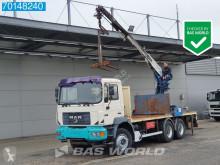 Camión MAN 26.340 Manual Big-Axle Kennis 11000-R caja abierta usado