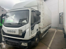 Camion Iveco Eurocargo75E190*Euro6*Plane*LB 1000kg savoyarde occasion