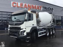 Kamion beton frézovací stroj / míchačka Volvo FMX 410