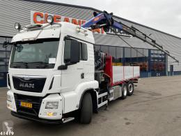 MAN flatbed truck TGS 26.480
