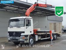 Ciężarówka Mercedes Actros 2631 platforma używana