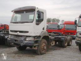 Камион шаси Renault Kerax 350.34 6x6 350.34 6x6