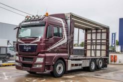 卡车 厢式货车 集装箱车 曼恩 TGX 26.440