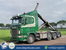 Камион Scania G 480 мултилифт с кука втора употреба