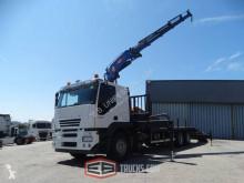 Iveco tipper truck Trakker 350