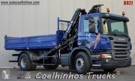 Scania P 310 truck used tipper