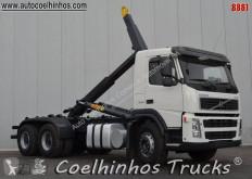 Camião porta contentores Volvo FM12 340